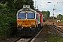 """EMD 20068864-016 - DB Schenker """"247 016-9"""" 23.06.2012 D�sseldorf-Rath [D] Arne Schuessler"""