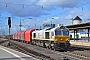 "EMD 20068864-020 - DB Cargo ""247 020-1"" 05.03.2019 Bremen,Hauptbahnhof [D] Rudi Lautenbach"