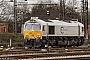 "EMD 20068864-022 - DB Cargo ""077 022-7"" 22.01.2018 Oberhausen,RangierbahnhofWest [D] Rolf Alberts"