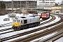 """EMD 20068864-024 - DB Cargo """"077 024-3"""" 26.02.2019 Traunstein [D] Michael Umgeher"""