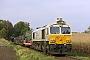 """EMD 20068864-025 - DB Cargo """"077 025-0"""" 26.10.2017 Bergen-Diesten [D] Helge Deutgen"""