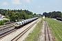 """EMD 20068864-027 - DB Cargo """"077 027-6"""" 03.08.2018 Garching(Alz) [D] Linus Wambach"""