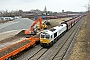 "EMD 20068864-029 - DB Cargo ""247 029-2"" 27.03.2018 Duisburg [D] Krisztián Balla"
