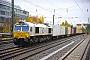 """EMD 20068864-032 - DB Cargo """"077 032-6"""" 27.10.2018 München,BahnhofHeimeranplatz [D] Jens Vollertsen"""