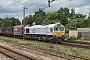 """EMD 20068864-034 - DB Cargo """"247 034-2"""" 05.07.2016 Duisburg-Wedau [D] Rolf Alberts"""