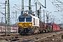 "EMD 20068864-034 - DB Cargo ""247 034-2"" 17.03.2020 Oberhausen,RangierbahnhofWest [D] Rolf Alberts"