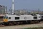 """EMD 20068864-040 - ECR """"77040"""" 23.04.2011 Rotterdam,emplacementWaalhaven-Zuid,NedTrainB.V. [NL] Maarten van der Willigen"""
