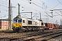 "EMD 20068864-050 - DB Cargo ""247 050-8"" 07.11.2017 Oberhausen,RangierbahnhofWest [D] Rolf Alberts"