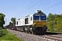 """EMD 20068864-050 - DB Cargo """"247 050-8"""" 04.05.2018 Ratingen-Lintorf [D] Martin Welzel"""