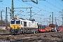 "EMD 20068864-052 - DB Cargo ""247 052-4"" 18.02.2019 Oberhausen,RangierbahnhofWest [D] Rolf Alberts"