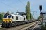 """EMD 20068864-053 - DB Cargo """"247 053-2"""" 18.04.2019 Bochum-Nokia [D] Thomas Dietrich"""