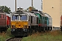 """EMD 20068864-059 - DB Cargo """"247 059-9"""" 17.09.2016 Cottbus,Ausbesserungswerk [D] Thomas Wohlfarth"""