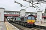 "EMD 20068877-001 - DRS ""66421"" 30.05.2014 London, Harrow & Wealdstone Station [GB] Barry Tempest"