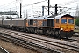 "EMD 20068902-002 - GBRf ""66729"" 08.03.2014 Doncaster  [GB] Andrew  Haxton"