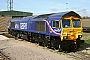 "EMD 20068902-002 - GBRf ""66729"" 13.04.2010 Peterborough, GBRf Depot [GB] Richard Gennis"
