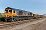 "EMD 20068902-002 - GBRf ""66729"" 19.04.2017 Wellingborough, Yard [GB] Richard Gennis"