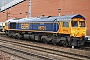 "EMD 20068902-004 - GBRf ""66731"" 04.08.2012 Doncaster [GB] Andrew  Haxton"