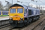 "EMD 20068902-004 - First GBRf ""66731"" 28.03.2009 Northampton [GB] Dan Adkins"