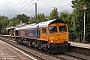 """EMD 20068902-004 - GBRf """"66731"""" 14.08.2014 Hanwell [GB] Martin Weidig"""