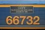 """EMD 20068902-005 - GBRf """"66732"""" 03.10.2016 Aberdeen [GB] Julian Mandeville"""