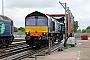 """EMD 20078929-002 - DRS """"66302"""" 18.07.2015 Carlisle,KingmoorTMD [GB] Barry Tempest"""