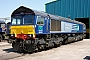 "EMD 20078929-003 - DRS ""66303"" 26.05.2012 Crewe, Gresty Bridge Depot [GB] Richard Gennis"