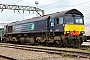 "EMD 20078929-003 - DRS ""66303"" 22.08.2011 Crewe, Basford Hall [GB] Richard Gennis"