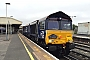 "EMD 20078946-003 - DRS ""66433"" 01.06.2016 London, Clapham Junction Station [GB] Adam McMillan"