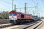 """EMD 20078968-001 - Crossrail """"DE 6310"""" 18.04.2019 Aachen,BahnhofAachenWest [D] Gunther Lange"""