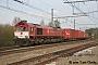 """EMD 20078968-003 - Crossrail """"DE 6312"""" 24.04.2015 Montzen [B] Lutz Goeke"""