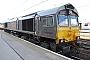 "EMD 20078968-004 - GBRf ""66748"" 21.06.2014 Doncaster  [GB] Andrew  Haxton"