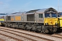 "EMD 20078968-004 - GBRf ""66748"" 06.04.2015 Wellingborough, Yard [GB] Richard Gennis"