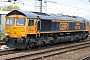 "EMD 20078968-004 - GBRf ""66748"" 29.10.2016 Doncaster [GB] Andrew  Haxton"