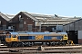 "GM 848002-3 - GBRf ""59003"" 04.05.2016 Eastleigh, Works (Arlington Fleet Services Ltd.) [GB] Barry Tempest"