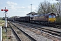 "EMD 968702-102 - DB Schenker ""66102"" 11.04.2014 Worcester, Shrub Hill Station [GB] Dan Adkins"