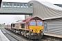 """EMD 968702-104 - DB Schenker """"66104"""" 07.08.2012 Bristol,ParkwayStation [GB] Barry Tempest"""