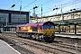 """EMD 968702-104 - DB Cargo """"66104"""" 03.06.2016 Carlisle [GB] Przemyslaw Zielinski"""