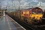 """EMD 968702-108 - DB Schenker """"66108"""" 08.02.2016 Northampton [GB] Julian Mandeville"""