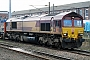 "EMD 968702-109 - DB Cargo ""66109"" 18.02.2017 Doncaster, Station [GB] Andrew  Haxton"