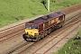"""EMD 968702-110 - DB Cargo """"66110"""" 23.05.2017 Pilning [GB] David Moreton"""