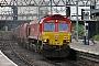 """EMD 968702-118 - DB Cargo """"66118"""" 14.06.2016 Bedford,Station [GB] Julian Mandeville"""
