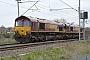 "EMD 968702-124 - DB Schenker ""66124"" 22.04.2016 Northampton [GB] Dan Adkins"