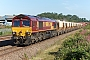 "EMD 968702-126 - DB Schenker ""66126"" 25.07.2015 Wellingborough, Yard [GB] Richard Gennis"