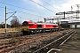 "EMD 968702-128 - DB Cargo ""66128"" 27.01.2017 Nuneaton [GB] Howard Lewsey"