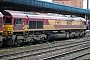 """EMD 968702-135 - DB Schenker """"66135"""" 05.04.2014 Doncaster [GB] Andrew  Haxton"""