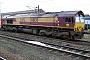"""EMD 968702-135 - DB Schenker """"66135"""" 14.03.2015 Doncaster [GB] Andrew  Haxton"""