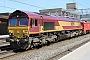 """EMD 968702-14 - DB Cargo """"66014"""" 17.06.2017 Stafford [GB] Benji Jenkinson"""