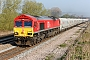 "EMD 968702-150 - DB Cargo ""66150"" 08.04.2017 Isham [GB] Richard Gennis"
