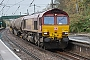 "EMD 968702-156 - DB Schenker ""66156"" 04.11.2014 Kings Norton, Station [GB] Dan Adkins"