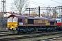 """EMD 968702-159 - DB Schenker """"66159"""" 02.02.2015 Wegliniec [PL] Torsten Frahn"""